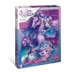 NEBULOUS STARS -  PUZZLE - NEBULIA WITH HORSE (300 PIECES)