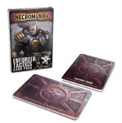 NECROMUNDA -  ENFORCER TACTICS CARD PACK (ENGLISH)