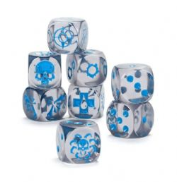 NECROMUNDA -  HOUSE OF ARTIFICE DICE SET