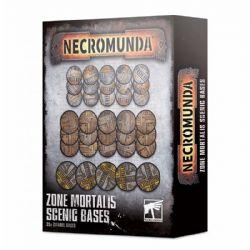 NECROMUNDA -  ZOME MORTALIS SCENIC BASES