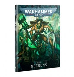 NECRONS -  CODEX (FRENCH) -  9TH