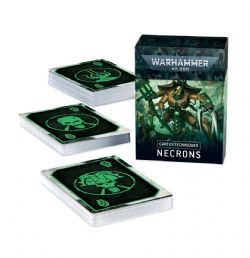 NECRONS -  DATACARDS (FRENCH)