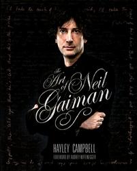 NEIL GAIMAN -  THE ART OF NEIL GAIMAN HC