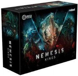 NEMESIS -  ALIEN KINGS MINIATURES SET (ENGLISH)