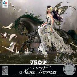 NENE THOMAS -  LAMENTATION OF SWANS (750 PIECES)