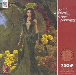 NENE THOMAS -  TOPAZ FOREST (750 PIECES)