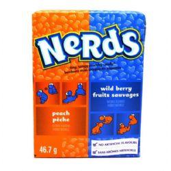 NERDS -  PEACH / WILD BERRY