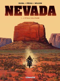 NEVADA -  L'ETOILE SOLITAIRE 01