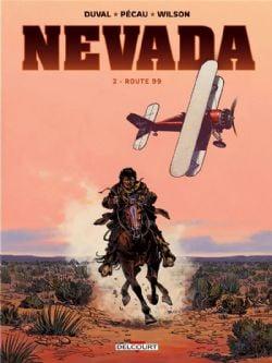 NEVADA -  ROUTE 99 02