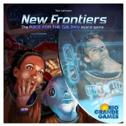 NEW FRONTIERS -  BASE GAME (FRENCH)