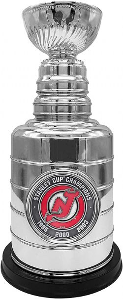 NEW JERSEY DEVILS -  REPLICA (8 INCH) -  STANLEY CUP