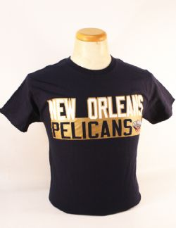 NEW ORLEANS PELICANS -  ANTHONY DAVIS #23 T-SHIRT - BLUE