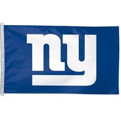 NEW YORK GIANTS -  3' X 5' HORIZONTAL FLAG