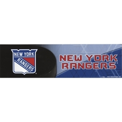 NEW YORK RANGERS -  BUMPER STICKER