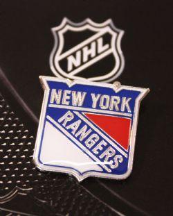 NEW YORK RANGERS -  LOGO PIN