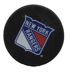 NEW YORK RANGERS -  LOGO PUCK