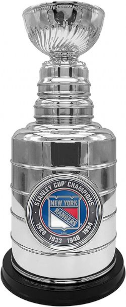 NEW YORK RANGERS -  REPLICA (8 INCH) -  STANLEY CUP