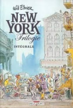 NEW YORK TRILOGIE INTÉGRALE