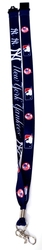 NEW YORK YANKEES -  KEY LANYARD