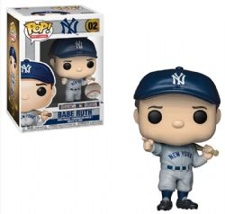 NEW YORK YANKEES -  POP! VINYL FIGURE OF BABE RUTH (4 INCH) 02