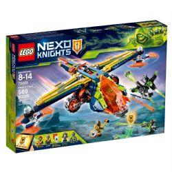 NEXO KNIGHTS -  AARON'S X-BOW (569 PIECES) 72005