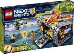 NEXO KNIGHTS -  AXL'S ROLLING ARSENAL 72006