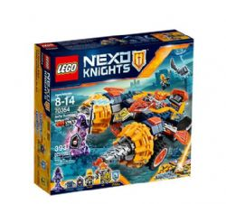 NEXO KNIGHTS -  Axl's Rumble Maker (393 Pieces) 70354