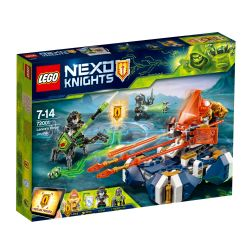 NEXO KNIGHTS -  LANCE'S HOVER JOUSTER (217 PIECES) 72001
