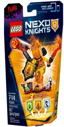 NEXO KNIGHTS -  ULTIMATE FLAMA (67 PIECES) 70339
