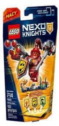 NEXO KNIGHTS -  ULTIMATE MACY (101 PIECES) 70331