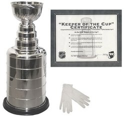 NHL -  STANLEY CUP REPLICA 24