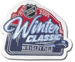 NHL -  WINTER CLASSIC WRIGLEY FIELD 2009