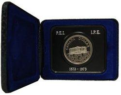 NICKEL SPECIMEN DOLLARS -  PRINCE EDWARD ISLAND CENTENNIAL -  1973 CANADIAN COINS 06