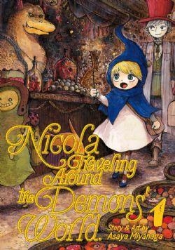 NICOLA TRAVELING AROUND THE DEMONS' WORLD -  (ENGLISH V.) 01
