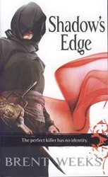 NIGHT ANGEL TRILOGY, THE -  SHADOW'S EDGE MM 02