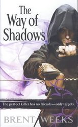 NIGHT ANGEL TRILOGY, THE -  THE WAY OF SHADOWS MM 01