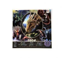 NIGHT SPIRIT -  DRAGON MONTAGE (550 PIECES)