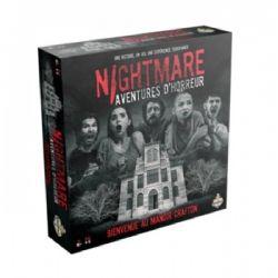 NIGHTMARE - AVENTURES D'HORREUR (FRENCH)