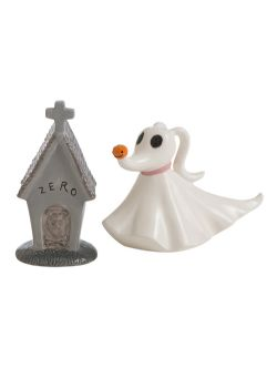 NIGHTMARE BEFORE CHRISTMAS, A -  ZERO CERAMIC SALT AND PEPPER SET