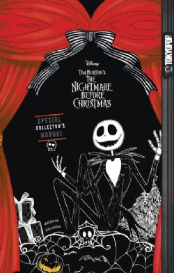 NIGHTMARE BEFORE CHRISTMAS, THE -  DISNEY MANGA NIGHTMARE BEFORE CHRISTMAS GN