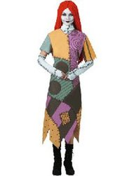 NIGHTMARE BEFORE CHRISTMAS, THE -  SALLY COSTUME 3303