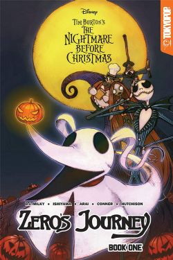 NIGHTMARE BEFORE CHRISTMAS, THE -  ZEROS JOURNEY TP 01