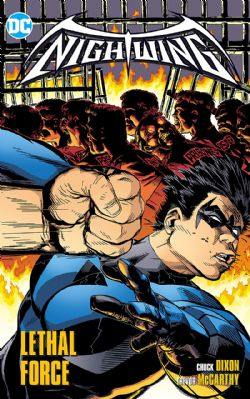 NIGHTWING -  LETHAL FORCE TP -  NIGHTWING VOL.2 (1996-2009) 08