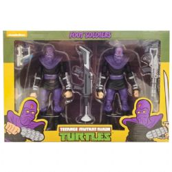 NINJA TURTLE -  FOOT SOLDIERS – SCALE ACTION FIGURE