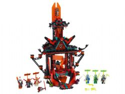 NINJAGO -  EMPIRE TEMPLE OF MADNESS  (810 PIECES) 71712