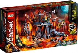 NINJAGO -  JOURNEY TO THE SKULL DUNGEONS (401 PIECES) 71717