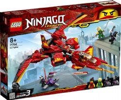 NINJAGO -  KAI FIGHTER (513 PIECES) -  LEGACY 71704