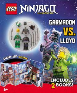 NINJAGO LEGACY -  GARMADON VS LLOYD -  NINJA MISSION