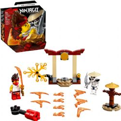 NINJAGO LEGACY -  KAI VS. SKULKIN (61 PIECES) -  EPIC BATTLE SET 71730