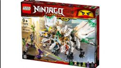 NINJAGO LEGACY -  THE ULTRA DRAGON (951 PIECES) 70679